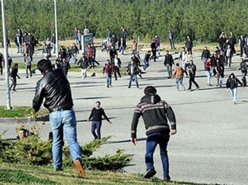 Üniversite karıştı: 55 kişi gözaltına alındı