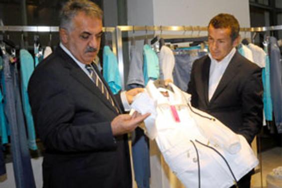 Uluslararası moda fuarı CPI açıldı