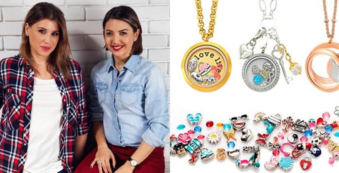 İki genç kadın girişimci, dünyanın takip ettiği takı trendini Türkiye'ye getirdi