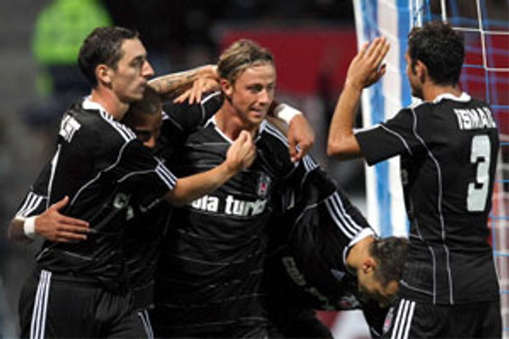 Yüzümüz sadece Beşiktaş'la güldü