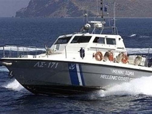 Türk balıkçıları Yunan Sahil Güvenlik kurtardı