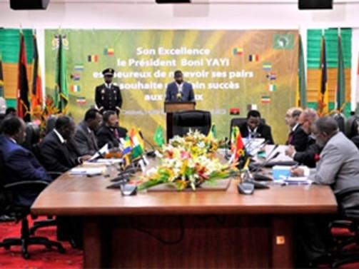 Afrika Birliği'nde flaş görevden alma!