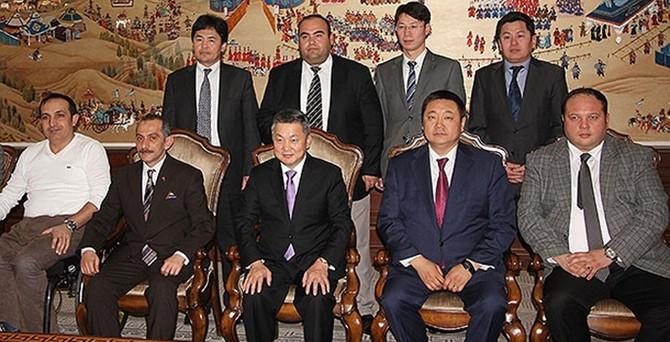 Moğolistan'a TOKİ modeli önerildi