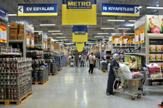 Metro yeni mağazasını Kocaeli'de açtı