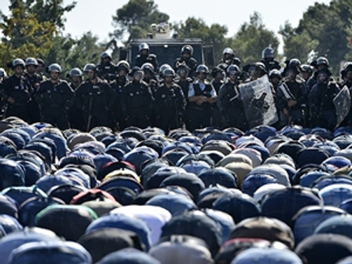 İsrail'den Kudüs'e takviye polis önlemi