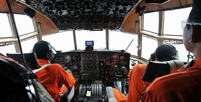 Kayıp uçağı arama çalışmaları durduruldu