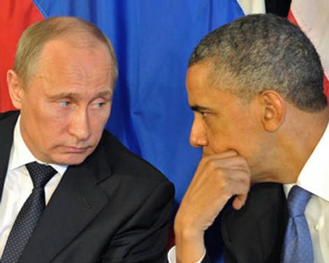 Obama'dan Putin'e sert gönderme