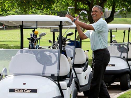 Obama genç çiftten özür diledi