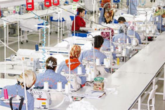 """""""Tekstil ciddi Çinli partnerlerle büyüyecek"""""""