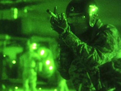 IŞİD Rehine operasyonunu püskürttü