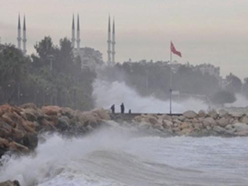HDP heyetine fırtına engeli