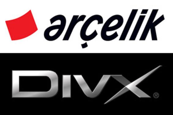 Avrupa'nın ilk 'DivX Plus HD' TV'lerini Arçelik satacak