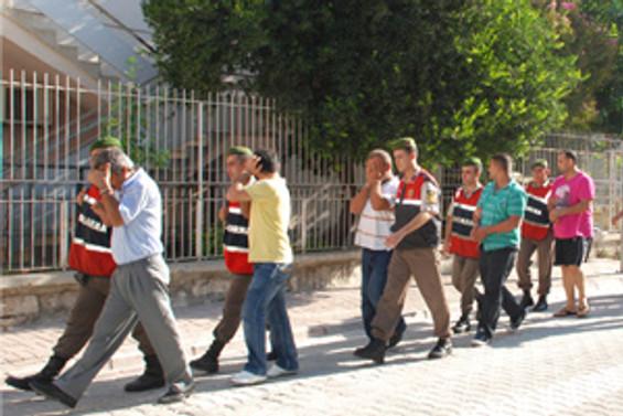 KPSS operasyonunda 37 gözaltı