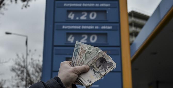 Benzin ve motorinin ne kadarı vergi?