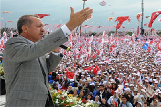 Erdoğan: Kılıçdaroğlu özür dilesin