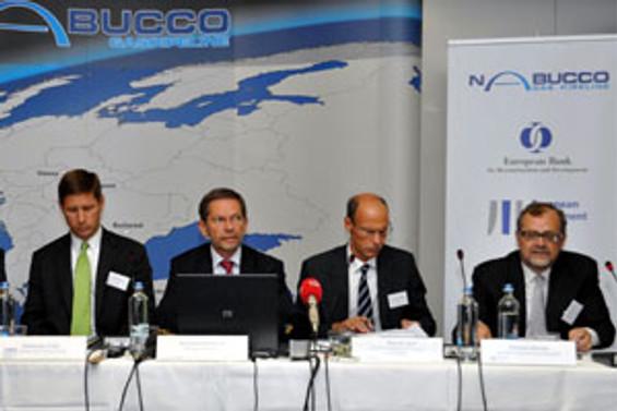 Nabucco'ya 4 milyar euroluk kredi geliyor