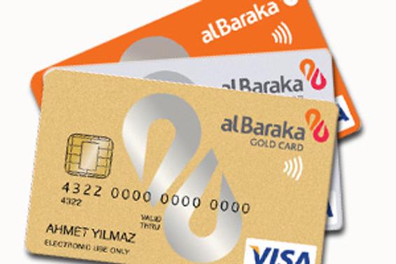 Albaraka Türk, temassız kart çıkardı