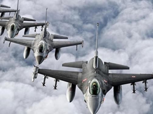 'Türk uçakları vurulacak' iddialarına cevap!