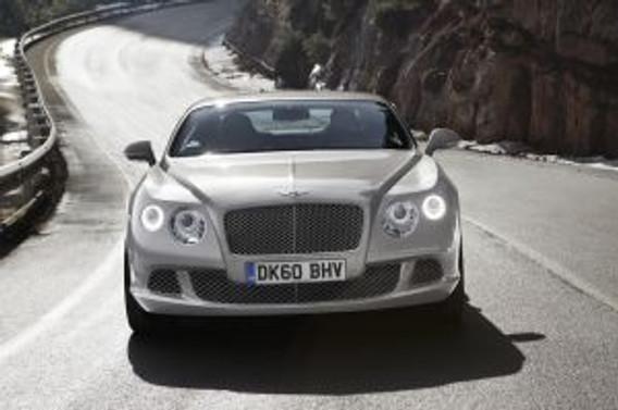 Bentley'nin yeni GT Coupe'si 2011 sonunda çıkacak