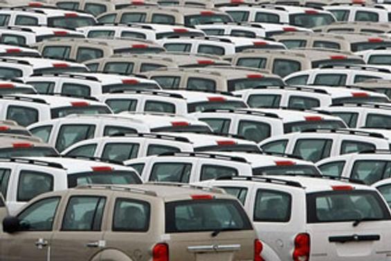 Türkiye'de her 10 kişiye 1 otomobil düşüyor