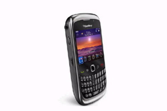 BlackBerry Curve 3G, Türkiye'de satışta