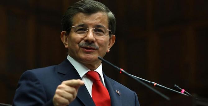 Davutoğlu'ndan 'Ecevit'li gönderme