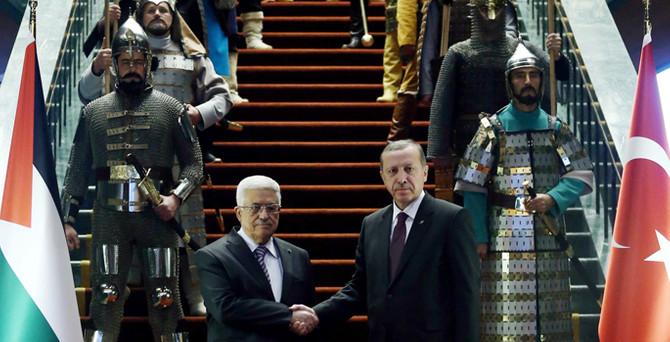"""Erdoğan ve """"16 Savaşçı"""" dış basında"""