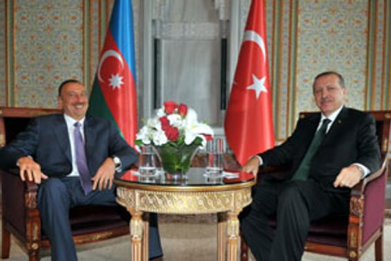 Azerbaycan'la yüksek düzeyli stratejik ortaklık