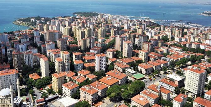 İstanbul'da konut fiyatı en çok nerede arttı?