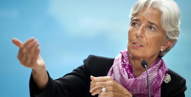 IMF'den Yunanistan'a 'bana gel' çağrısı
