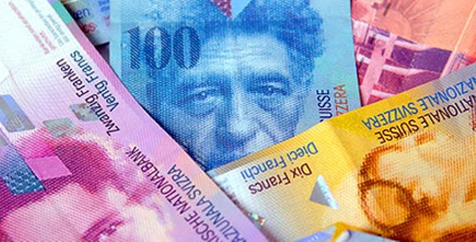 S&P: İsviçre'nin kredi notları etkilenmedi
