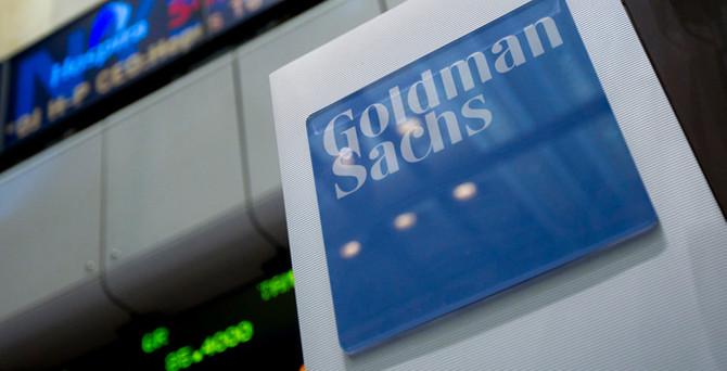 Goldman Sachs'ın kârında keskin düşüş