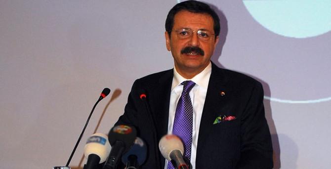 Hisarcıklıoğlu: Perakende Türkiye'de krizin sigortası