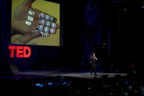 Fikirlerin gücüne inanan kurum - TED