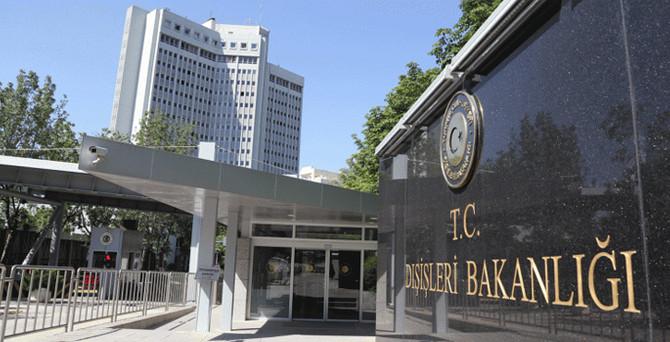 Ankara'dan Bağdat'a sert tepki