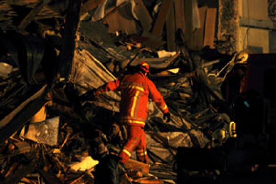 Brüksel'de Türklerin yaşadığı binada patlama
