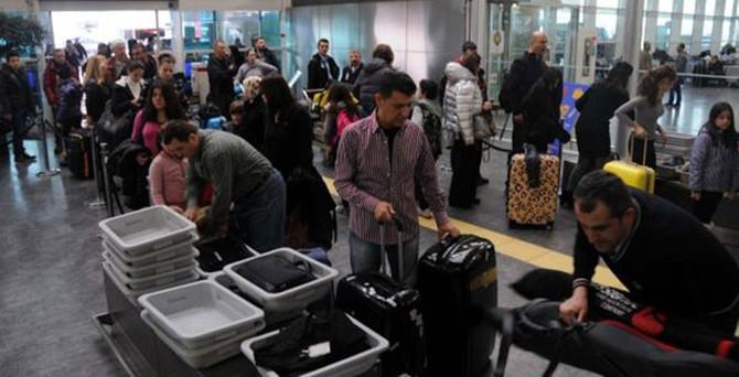 Havayolunu 170 milyon yolcu kullandı
