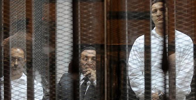 Mübarek'in cezası belli oldu