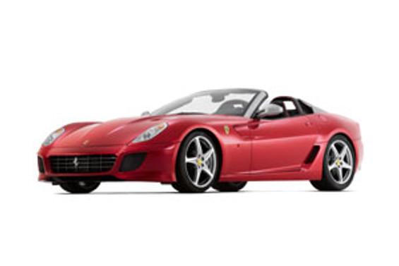 Ferrari SA Aperta, Paris'te tanıtılacak