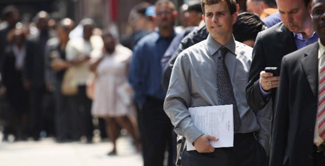 ABD'de de son 9 haftanın en düşük seviyesi