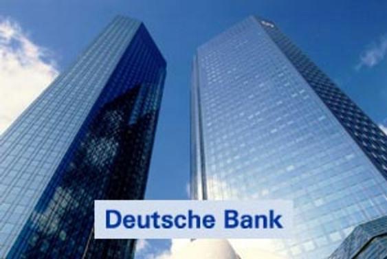 Deutsche Bank 600 milyon euro kar etti