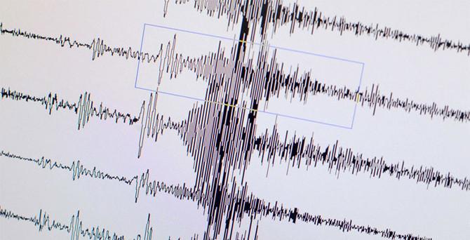 Kayseri 2 depremle sarsıldı