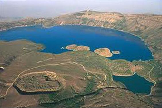 Nemrut Gölü'ne mükemmelliyet ödülü