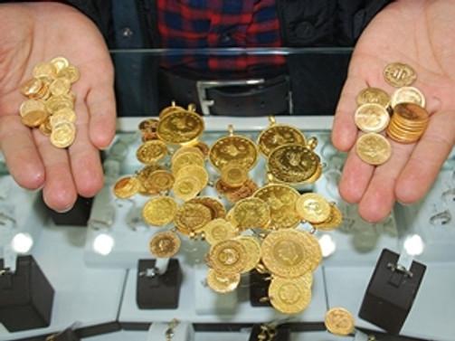 Altının gramı 106 lira seviyelerinde