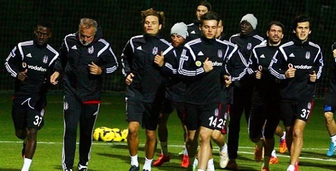 Beşiktaş ikinci devreyi açıyor