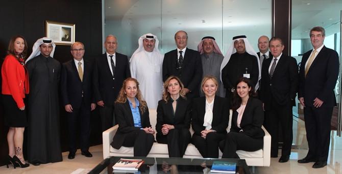'ABank'ta Katarlı ortağımızla rahat ve konforluyuz'