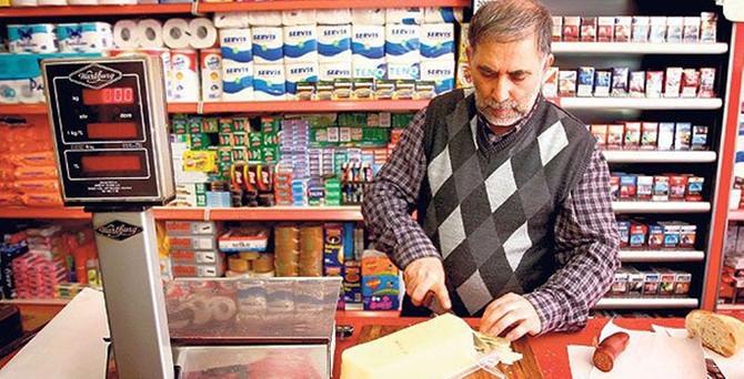 Türkiye'de en çok bakkal dükkanı var