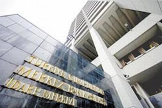 MB döviz rezervi 1.2 milyar dolar arttı