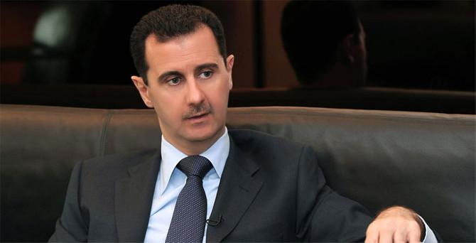 Esad'dan ABD'ye cevap