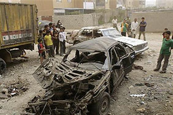 Geçen ay Irak'ın en kanlı dönemi oldu